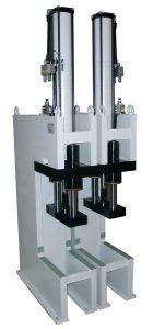 C2 G 150 Doppelinstallation auf C-Bügel